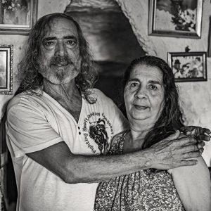 EL PIRRI Y SU MUJER LA DORI