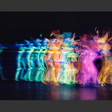 Cuerpos de Luz – 1987 | 1990