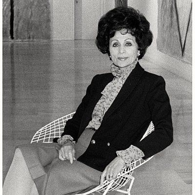 Juana de Aizpuru-1984